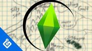 The Sims' Unseen Design Notebooks - Revealing Gaming's History