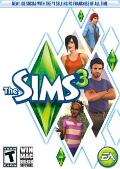 The Sims 3 Refresh Cover.jpg