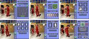 Los Sims 2 GBA - Crear un Sim