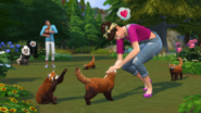 The Sims 4 Cats & Dogs Screenshot 16