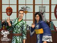 The Sims 2 Bon Voyage Screenshot 17