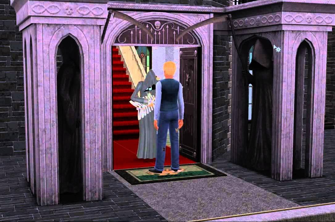 Door of Life And Death