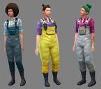 Les Sims 4 Concept 3D 16