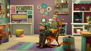 Sims 4 Portentos del Punto 4