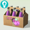 TS4 Fizzy Plasma Juice Box