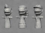 Les Sims 4 Chambre d'enfants Concept art Joseph Carabajal 1