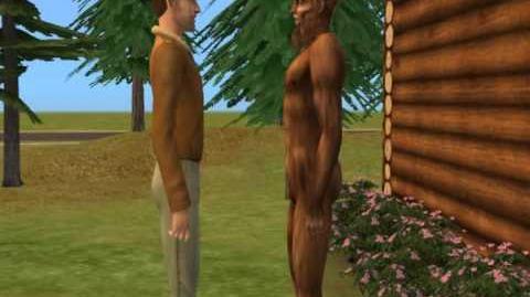The Sims 2 Bon Voyage - Hvordan få en Lodden Venn