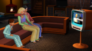 The Sims 3 70s, 80s, & 90s Stuff Screenshot 08