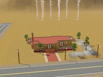 Café ''Cactus'' hecho por Luis Simspedia