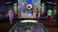 Sims4 spa interior