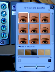 CAS - Sourcils et cils (Les Sims 3).png