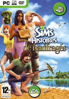 Jaquette Les Sims Histoires de naufragés.jpg