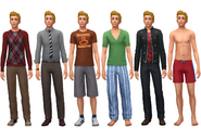 Travis Scott wardrobe