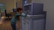 Child Microwave