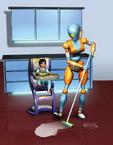 Les Sims 3 En route vers le futur Artwork 06