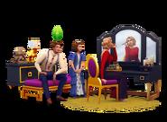 Sims4 Glamour Vintage render2