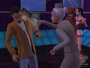 Mrs. Crumplebottom - Sims 2-1-
