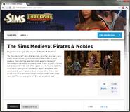 TSMPN EA website page
