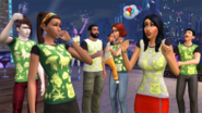 The Sims 4 17th Anniversary Screenshot