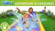 Officiële trailer De Sims 4 Achtertuin Accessoires