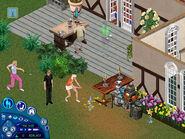 The Sims Makin' Magic Screenshot 07