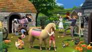 The Sims 4 Cottage Living Screenshot 02