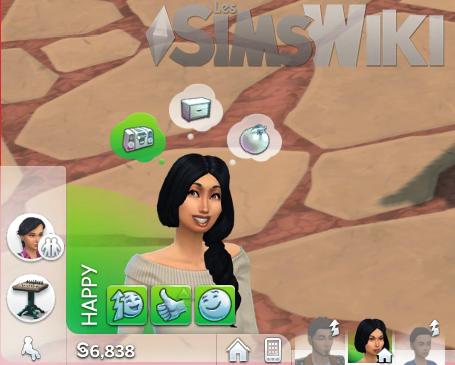 Juleski/Gamescom 2014 - Les Sims 4 - Le mode vie - Les émotions