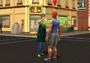 Les Sims 3 Wii 10
