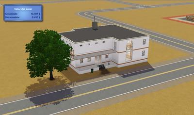 Residencia del desierto versión de Luis Simspedia