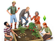 Sims4 Quedamos render10