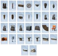 Sims 4 Viaje a Batuu Objetos 4