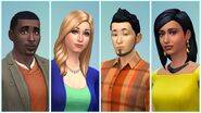 The Sims 4 CAS Screenshot 14