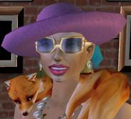 Betty Buttercup Headshot