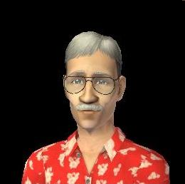 Famille Fontaine (Les Sims 2)