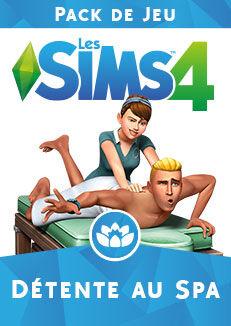 Packshot Les Sims 4 Détente au spa.jpg