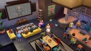 Sims4 Noche Cine 4
