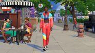Sims 4 Moda retro 2