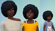 TS4 Patch 112 hair 1