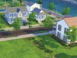 Courtyard Lane