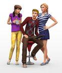Les Sims 4 Render 24