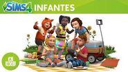Los Sims 4 Infantes Pack de Accesorios tráiler oficial