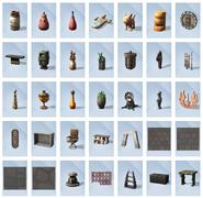 Sims 4 Viaje a Batuu Objetos 2