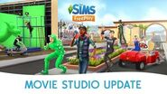 The Sims FreePlay Movie Star Update Official Trailer