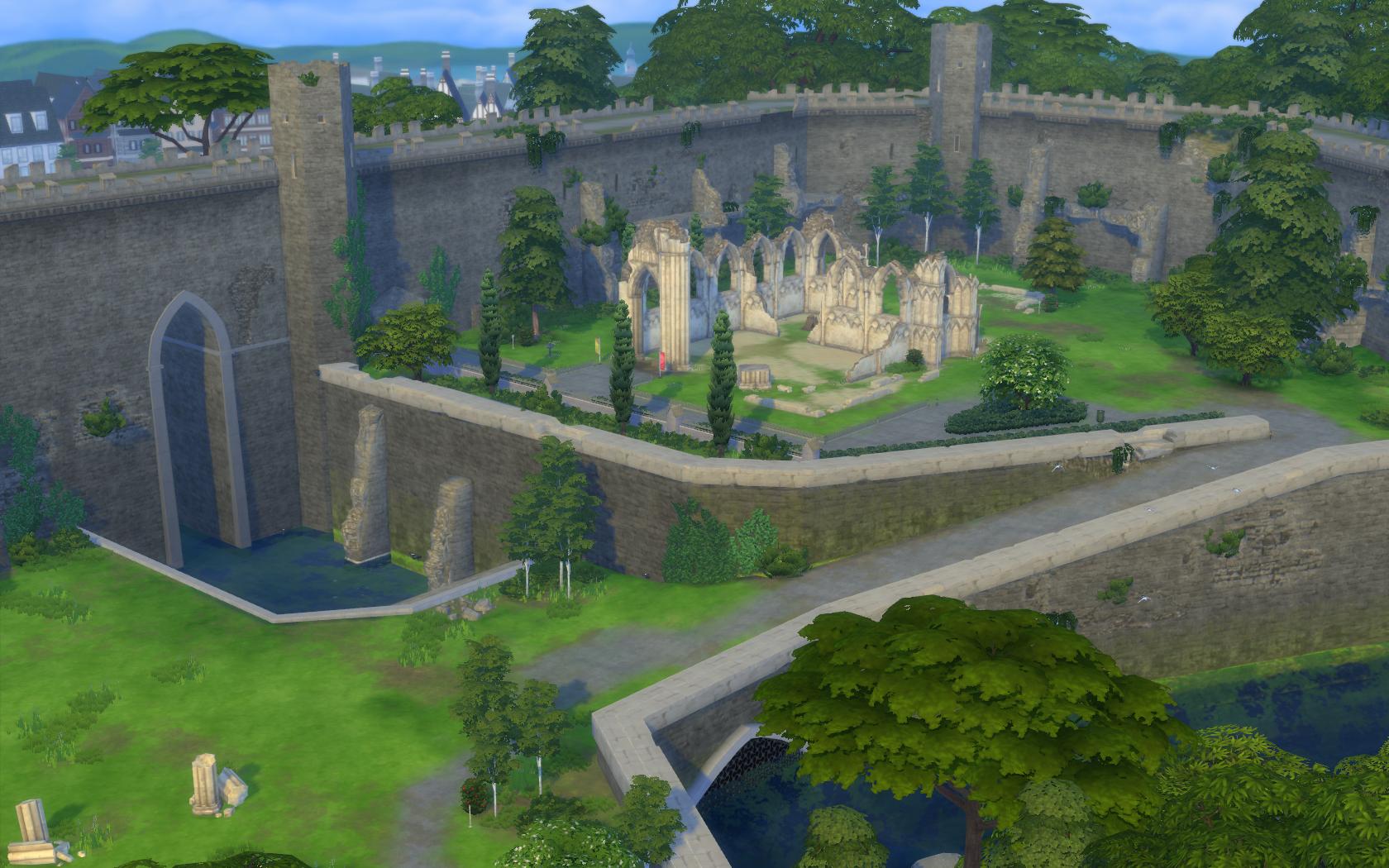 Ancient Ruins (neighborhood)