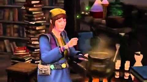De Sims Middeleeuwen Trailer 2