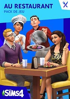 Packshot Les Sims 4 Au Restaurant (V2).jpg
