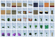 Sims4 Aventura en la Selva Objetos1