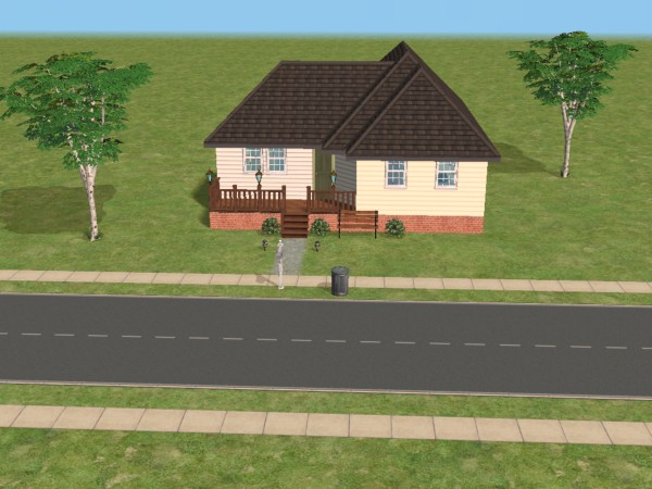 First tutorial home