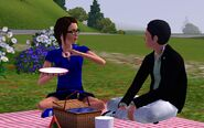 Alex-Jean picnic
