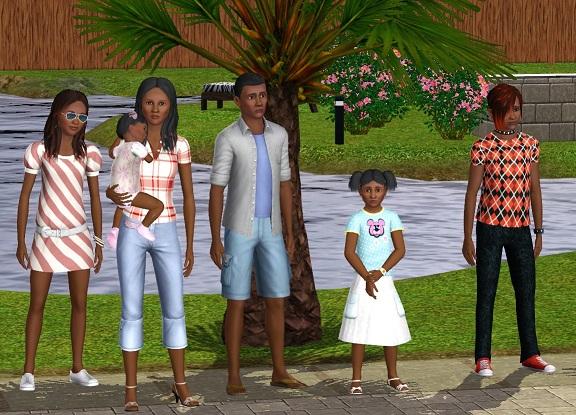 Annan family